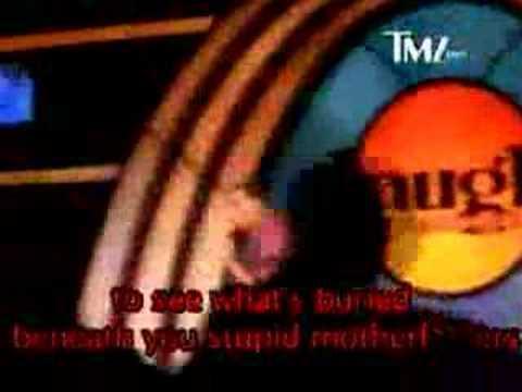 Michael Richards ( Kramer )  Racist Tirade - Caught on Tape