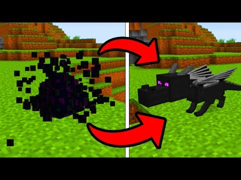 How To Hatch the Ender Dragon Egg (Ps3/Xbox360/PS4/XboxOne/WiiU)