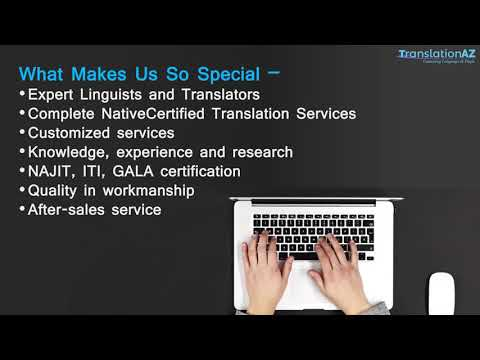 Translation Companies UK