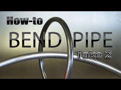 Home Metal-Shop Tips 101: How To Bend Pipe - Take 2