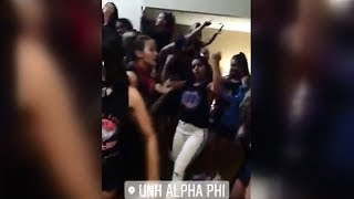 Sorority Under Fire For Singing The N-Word | What