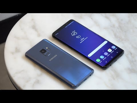 Samsung Galaxy S9 Hands On and Impressions!