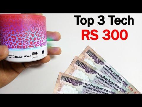 Top 3 Tech For 300 Rupees - Budget Tech #1