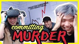 Albie & Sis Commit MURDER!! Ft. TJ | HTC x OfflineTV