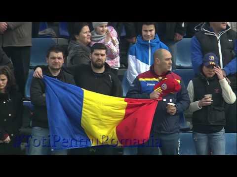 #RugbyRomania Imnul Romaniei la meciul contra Spaniei #REC2017