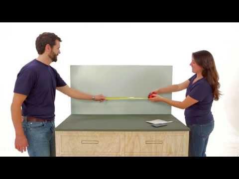 Fireclay Tile DIY: Measuring Your Backsplash