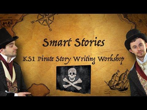 Smart Stories KS1 Pirate Workshop