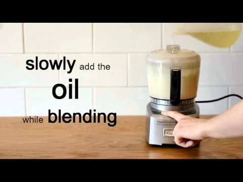 How to Make Simple and Tasty Vegan Mayonnaise