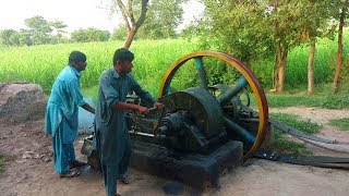 20Hp Mughal Siddique Best Strarting Ruston Hornsby Pak India Ksa