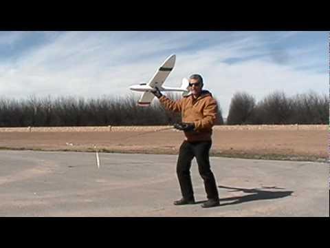 Beginner flight school - First Flight