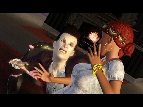 The Sims 3 Supernatural | Announce Trailer