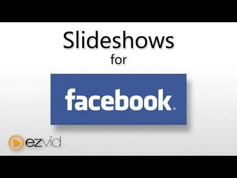 How to Make a Video Slideshow for Facebook