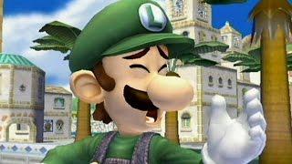 Mugen Smash Bros: Luigi vs  Peter Griffin - Love To Your Videos