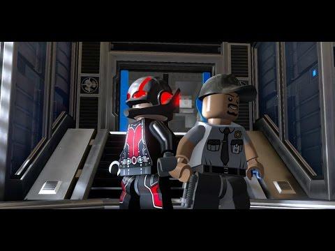 LEGO Marvel Avengers: Ant Man | Trailer | PS4
