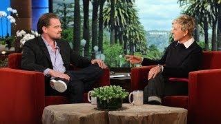 Leonardo DiCaprio Discusses