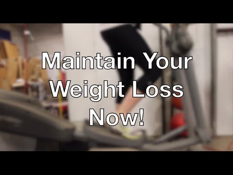 Maintain Your Weight Loss!