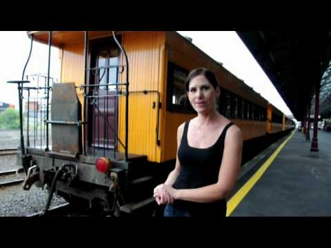 Taieri Gorge Train Dunedin New Zealand