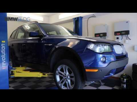 DYI - Change oil in your BMW X3