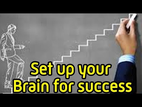 7 thoughts that will help to reach success in your life - How to set up the brains to reach a dream
