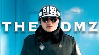 THE DMZ    Strange Trip To NORTH KOREA Border