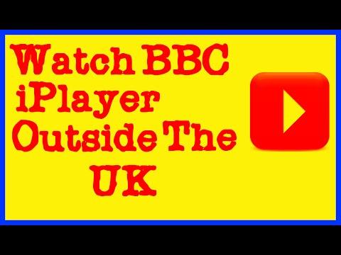 Watch BBC iplayer Outside UK -  Watch BBC Live online