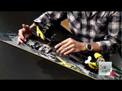 SkiGearTV's 2013 Buyer's Guide Showing The 2013 Atomic
