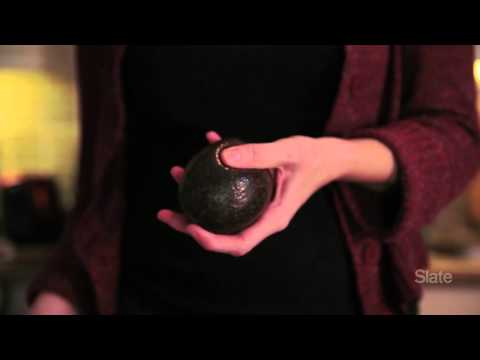 How to Pick and Pit an Avocado