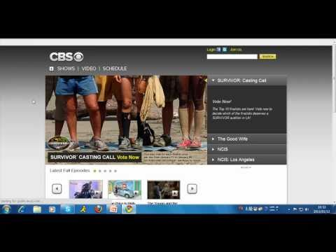 How to Watch US TV on your Computer, iPhone or Media Device with a VPN Part 1