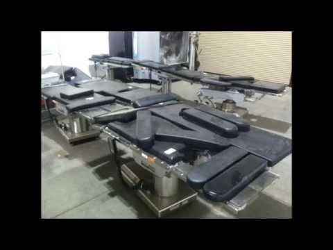 Used Medical Equipment Auction - June 12, 2014