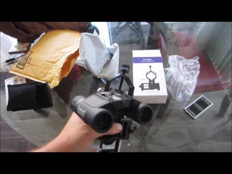 Review Megadream Cellphone Telescope Adapter and Universal Photo Mount