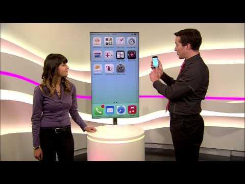 Telekom: Einrichtung von Visual Voicemail (beim iPhone 5C)