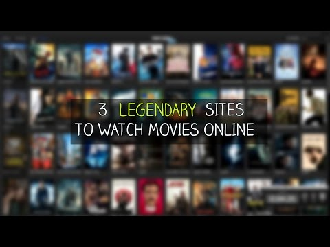 Top 3 LEGENDARY Websites to watch MOVIES online | 2017-No Sign up
