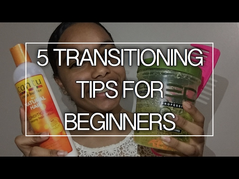 5 TRANSITIONING TIPS FOR BEGINNERS