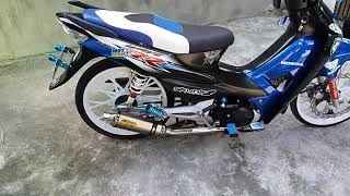 Modifikasi Honda Revo 110 Simple Honda Wave 110i Thailand Eps 29