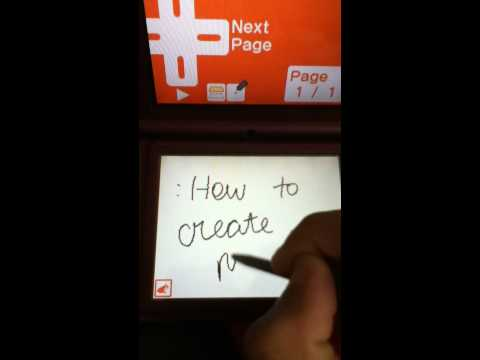 How to get the color purple for flipnote studio dsi
