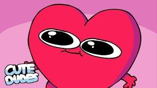 CUTE DUDES - 1 - Valentine's Day