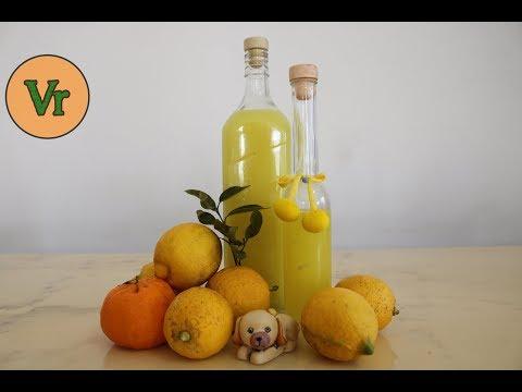 Comment préparer le limoncello en moins de deux heures | Liqueur au citron