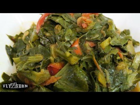 Vegan Cajun Collard Greens Recipe