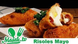Risoles Mayonnaise | Jajanan #070