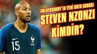 Galatasaray'ın Yeni Orta Sahası Steven Nzonzi Kimdir?