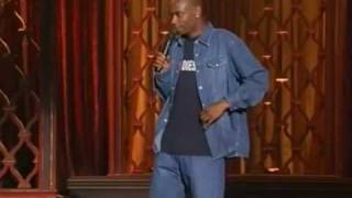 Dave Chappelle Open Racism