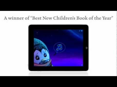 FREE Children's Book App for iPad, iPhone, Android - Pookie and Tushka find a little piano