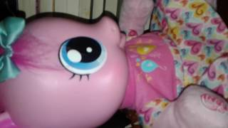 My little pony pinkie pie baby