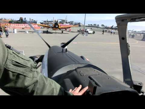 Beechcraft T-6 Texan II Turboprop trainer aircraft in US Air Force basic pilot training & US Navy