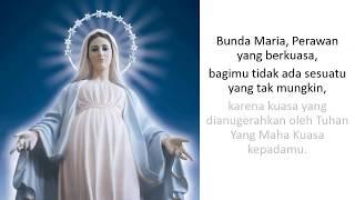 Novena Tiga Salam Maria Doa Ajaib Umat Katolik