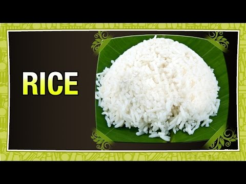 Cooking White Rice by Maa Vantagadi in Telugu Vantalu Annam Preparation