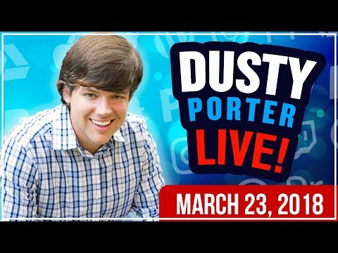 🔴 YouTube Q & A And Channel Reviews - LIVE With Dusty