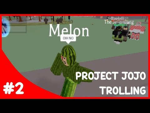 Exploding Everyone With Killer Queen || Roblox Project JOJO Trolling