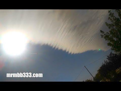 June 1, 2018 Outside STRONG SUN Radiation #UVC #UVB #UVA - Bonus Viewer Pictures!