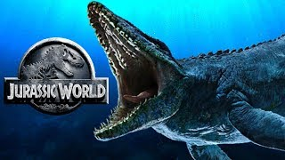 Download How The Mosasaurus Attack Scene Was Originally Supposed To Be In Jurassic World Video